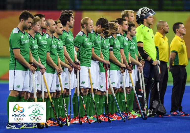 Ireland Mens Hockey Team