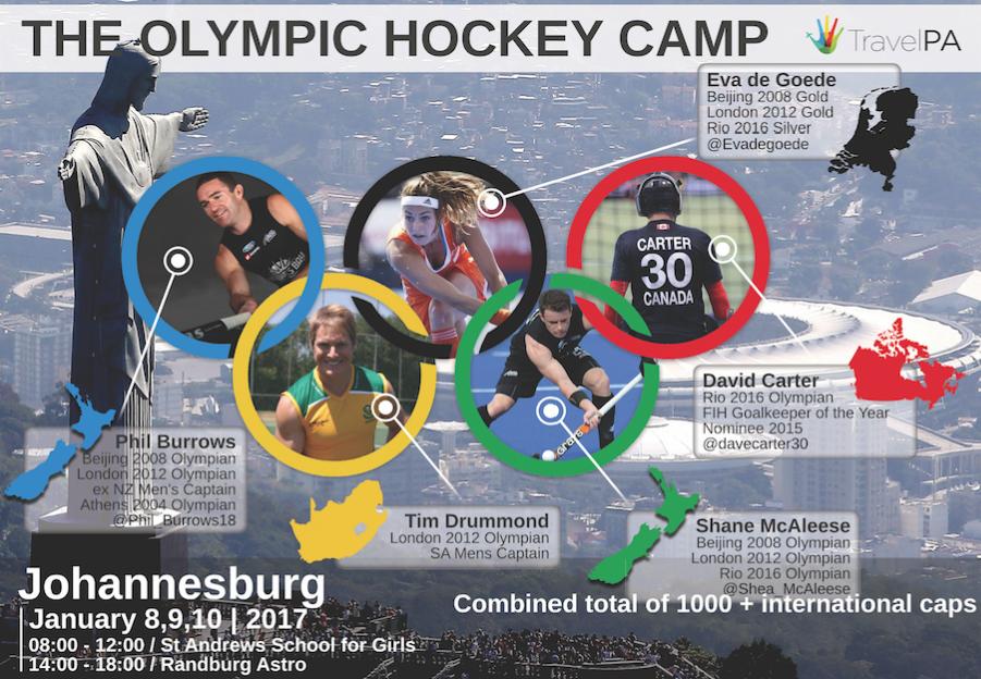 On Demand Olympic Hockey Camp Jhb Travelpa