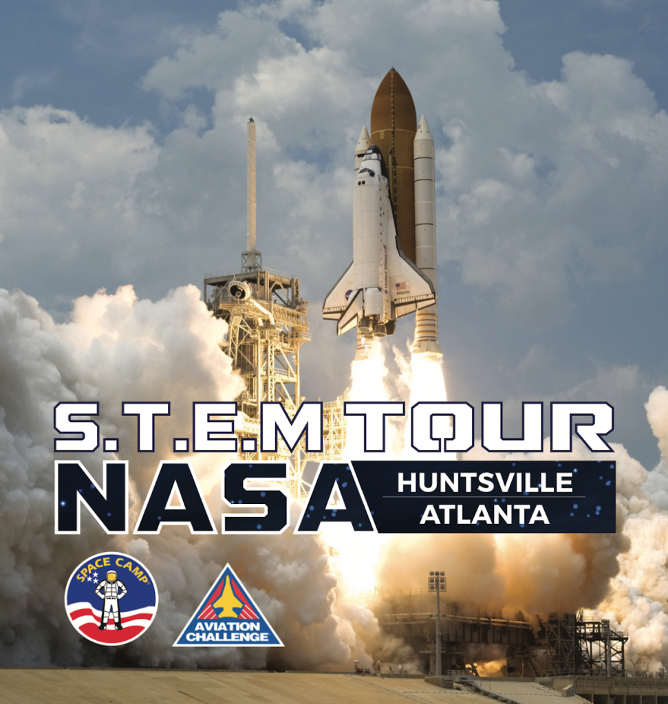 Stem School Tours: Space Camp