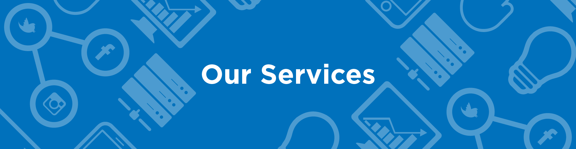 services service offer introduction links quick